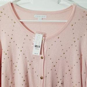 New York & Company Sweaters - New York & Company Pink Cardigan